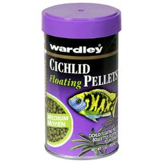 Wardley Cichlid Floating Pellets Medium, 5 Ounce ** You can get more details by clicking on the image.