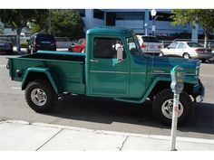 restoring a willys truck | For Sale: 1960 Willys Pickup