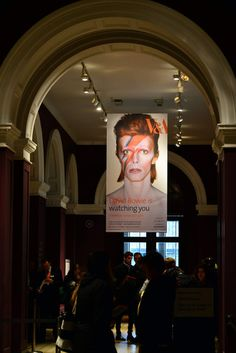 David Bowie Photos - Inside the David Bowie Exhibition 2 - Zimbio