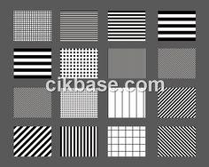 Common snag strip line fill pattern