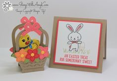 Stampin' Up! Basket Bunch for the Dream Theme Blog Hop – Stamp With Amy K