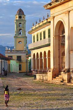 Trinidad, Cuba ~Repinned Via Traiteur Weber