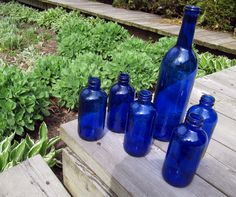 Glass Bottles For Sale