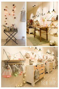 Boutique Interior, Boutique Decor, Baby Boutique, Visual Merchandising, Childrens Shop, Deco Kids, Retail Store Design, Retail Stores, Shop Fittings