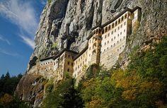 Sumela Monastery - Macka, Trabzon