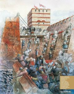 avars siege of constantinople 626 ad