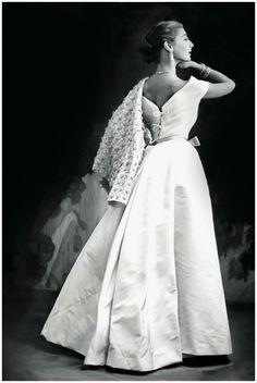 Frances McLaughlin-Gill, Vogue 1952