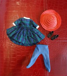 Betsy McCall doll outfit
