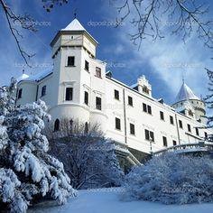 Konopiste Castle - Benesov, Czech Republic