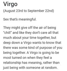 Virgo Traits, Virgo Love, Capricorn And Virgo, Zodiac Sign Traits, Virgo Horoscope, Virgo Zodiac, Zodiac Signs, Virgo Memes, Virgo Quotes