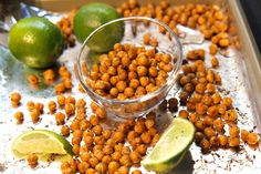 These delicious crunchy Coconut Lime Roasted Chickpeas are the perfect fiber and protein-packed snack that are slow carb to provide you with sustained energy. The tropical flavors are refreshing and will keep you coming back for more! These roasted chickpeas are fantastic as a snack or as a tasty topping for salads.  Health Benefits...Read More »