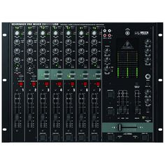 Behringer DX2000 interface
