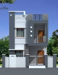 Independent House for sale in Bachupally Bungalow Haus Design, Duplex House Design, House Front Design, Small House Design, Modern House Design, Independent House, Front Elevation Designs, House Elevation, Building Elevation