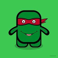 #illustration #vector #artist #draw #drawing #designer #design #graphicdesign #graphics #disseny #dissenygràfic #dessin #cute #sticker #doodle #funny #sketch #ninjaturtles #turtles #Itsdesign