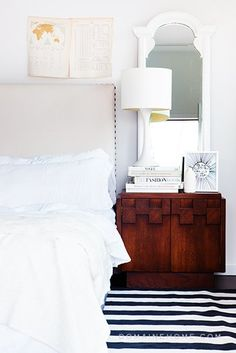 clean and simple. #kathykuohome #bedroom