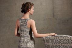 Pendleton, The Portland Collection, Bearchum shift dress
