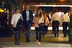 After her vist to the UN in NYC Crown Princess Victoria had dinner with her sister Princess Madeleine who lives in the city with her husband Chris O'Neill 10/4/2013