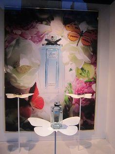 Gucci Flora window promotion, Paris