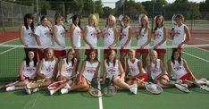 tennis team photo - Google Search