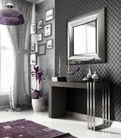 #Recibidores o #Consolas de entrada Franco Furniture, el toque de elegancia para dar la bienvenida a tu hogar