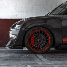 Discover the intimidating prowess & force of the #MINI #JohnCooperWorks #GPConcept.