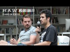 Hawkers , caso de éxito en Las Naves con la presencia de Infocif - YouTube
