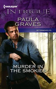 Paula Graves for Murder in the Smokies - Category Romantic Mystery/Suspense