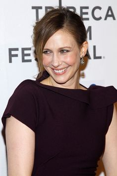 Vera Farmiga at the Tribeca Film Festival with Higher Ground (2011).