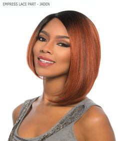 Sensationnel  Synthetic Lace Front - EMPRESS LACE PARTING - JADEN