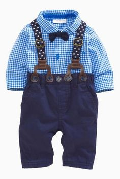 New 2016 autumn gentleman baby boy clothing set infant newborn baby clothes long sleeved shirt + tie + overalls – babykleidung ideen Outfits Niños, Baby Outfits Newborn, Baby Boy Newborn, Kids Outfits, Baby Boys, Summer Outfits, Summer Clothes, Baby Boy Stuff, Fashion Outfits