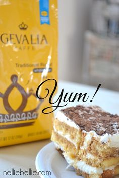 Easy tiramisu cake recipe that you'll love!