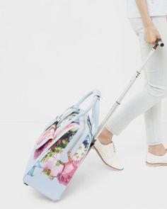 Focus Bouquet travel bag - Pale Blue | Bags | Ted Baker