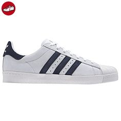 Superstar 80s, Sneakers Basses Homme, Blanc (Footwear White/Core Black/Core Black), 44 2/3 EUadidas
