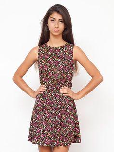 California Select Original Cut-Out School Girl Dress- AA