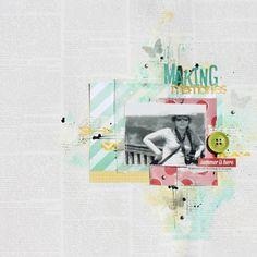 Making Memories by Lila974 - SKC KIT Juillet