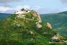 Monte do Galo em Carnaúba dos Dantas/RN