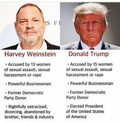 What's the difference?!?! There isn't one! They're both scum!