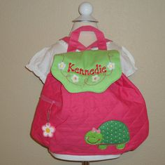 Can I have a baby girl, just for all the pink and green baby girl stuff?!