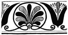 Greek Design Sketch.
