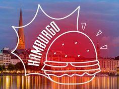 El origen de la hamburguesa es un tema bastante polémico debido a que no se tiene ciencia cierta de donde proviene este delicioso platillo. La versión más popular dice que proviene de Hamburgo, por ello recibe su nombre en particular,  y que es en Estados Unidos en donde se populariza a través de los años gracias a las cadenas de comida rápida.