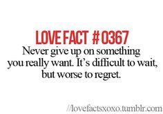Love fact #0367