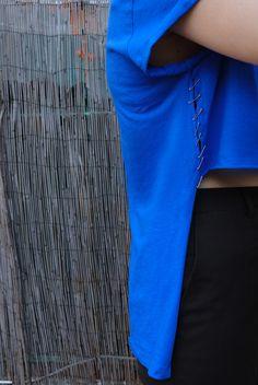 https://www.facebook.com/pages/Any9Sense-Clothing/391374804292247 #camiseta #moda #imperdibles #azul #any9sense