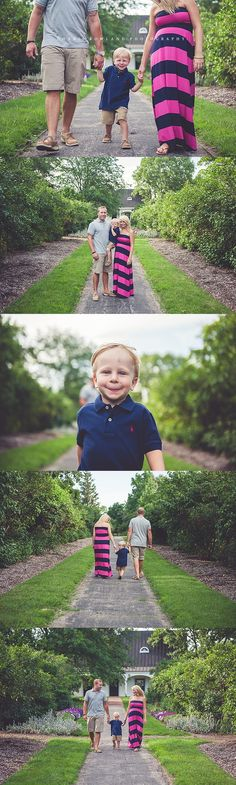 Golden Hour Maternity Shoot, outdoor maternity shoot, maternity photos, family maternity photos, maternity with toddler, pregnancy photos, family of three, St. Louis maternity photographer, Charis Rowland Photography