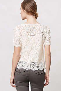 Elysian Lace Top /