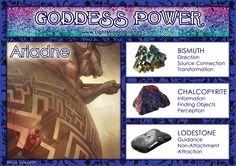 Goddess Power: Ariadne!