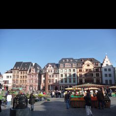 Mainz, Germany Lived here for 3 years...love this place...didn't want to leave...would go back in a heartbeat and stay<3