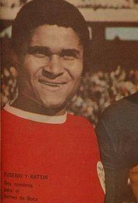Eusebio, futbol jokalaria (1942/01/25-2014/01/05) #respect