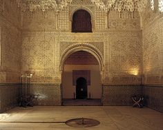 The Alhambra, Granada, Spain #Alhambra #Spain #Islamicarchirecture