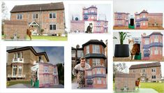 Grand Miniature Designs - Eco Architecture tThat's The Cat's Whiskers Not always known for their eco creds, these incredible period properties buck the trend. Cats can now climb Britain's property ladder after designers have created a unique paw'tfolio of heritage homes – perfect for the property and feline lover. In a bid to raise awareness of the amount of cat litter going to landfill, sustainable […] #Cat, #Cats, #Cute, #Funny, #Katze, #Katzen, #Kat