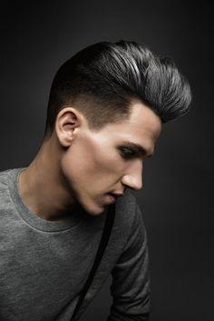 hair trend collections / парикмахерские тренды / стрижки, прически, окрашивания волос » Keller the school коллекция 2014 Idols